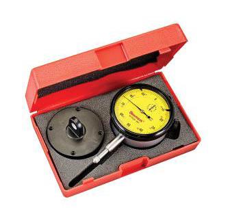 Starrett Dial Indicator >> Starrett Dial Indicator 0 10mm X 0 01mm General Tools