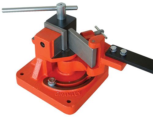 Bramley Ab1 Manual Bar Bender General Tools